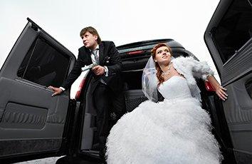 Wedding Minibus and Coach Hire Watford